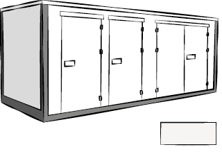 Z-Box- Universal Storage Containers