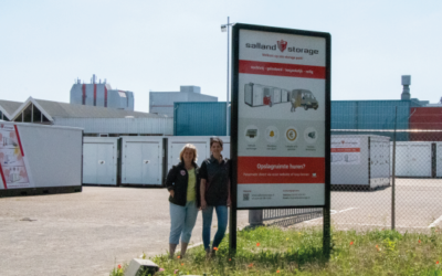 Creëer uw ideale opslagpark; kom kijken in Deventer
