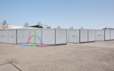 Uw nieuwe buitenopslag gaat echt leven in 3D