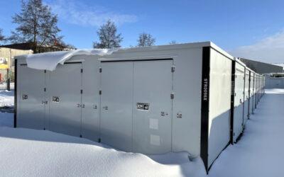 De Z-Box versus urenlang vallende stuifsneeuw