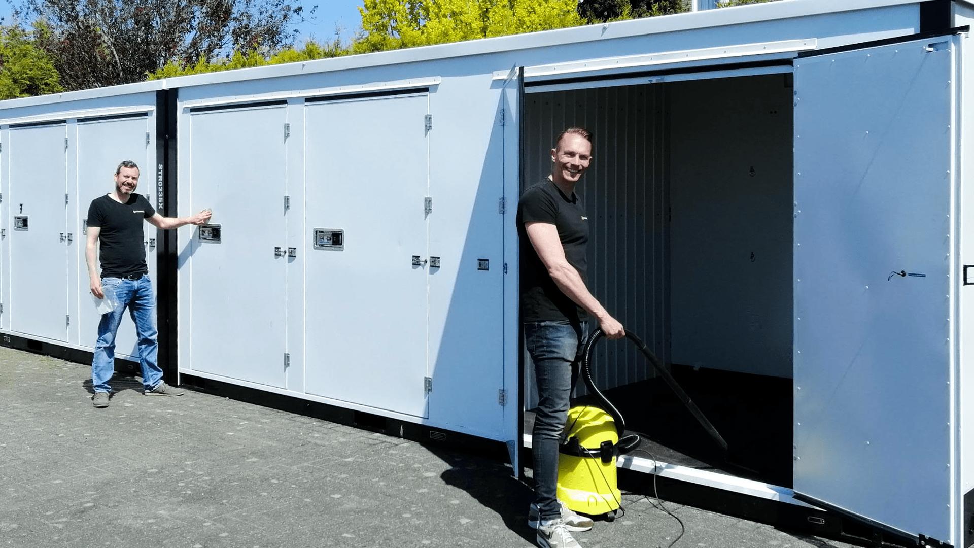 De-Storage Competitor-Self-Storage-Park-Construction-Project
